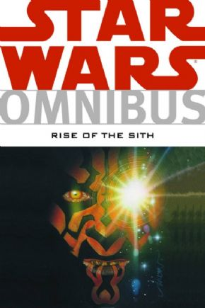 Star Wars Omnibus Rise Of The Sith Graphic Novel Trade Paperback